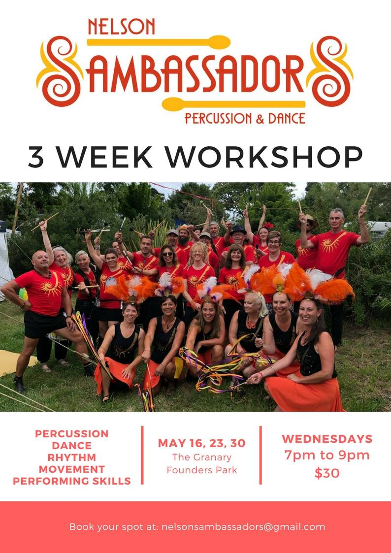 3 week workshop